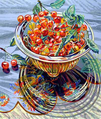Janet Fish, 'Cerises', 1992