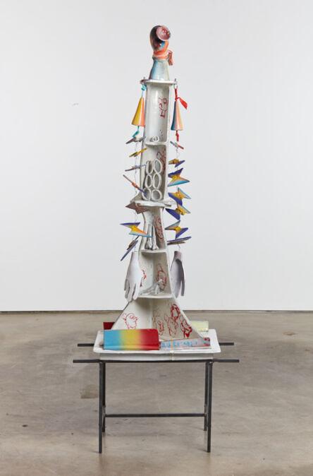Alessandro Pessoli, 'The Fisherman', 2015