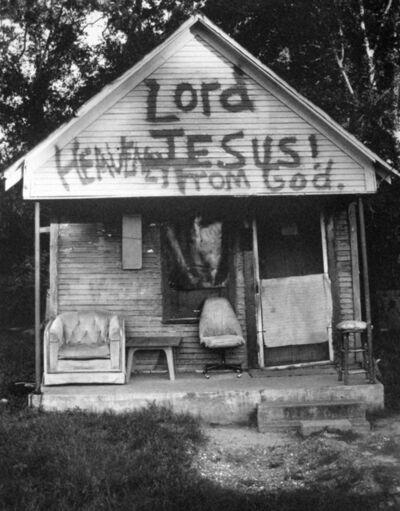 Earlie Hudnall, Jr., 'Heavenly From God, 3rd Ward, Houston, Texas', 1997