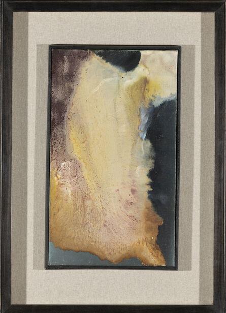 Paul Jenkins, 'Eye of the doie', 1959