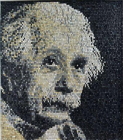 Doug Powell, 'Einstein Imagination is Everything', 2021