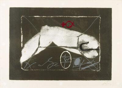 Antoni Tàpies, 'Untitled', Undated