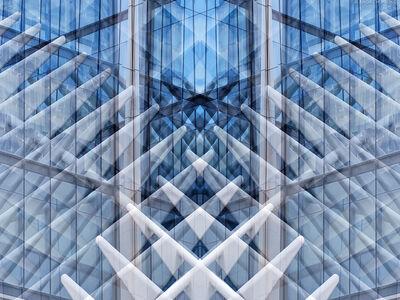 Andrew Prokos, 'Metropolis Abstracted #7', 2020