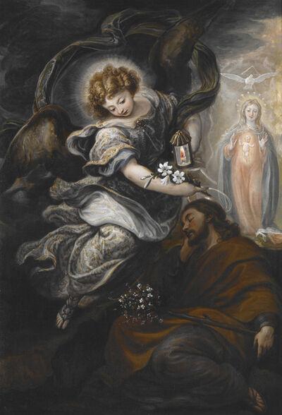 Francisco Rizi, 'The Dream of St. Joseph', ca. 1665