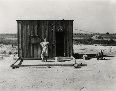 Dorothea Lange, 'California Ranch-Style', 1938