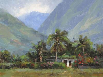 Dave Santillanes, 'Hidden Ohana, Study', 2015