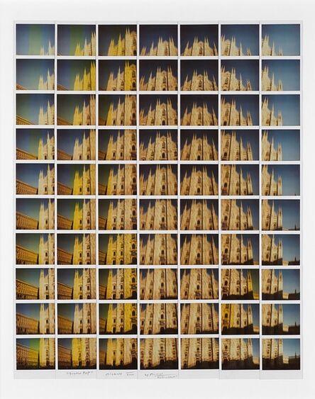 Maurizio Galimberti, 'Duomo Pop Milano', 2010