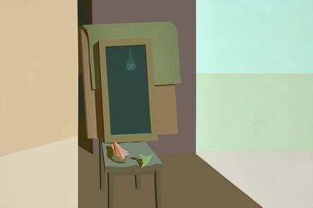 Helen Lundeberg, 'The Mirror', 1952-1969