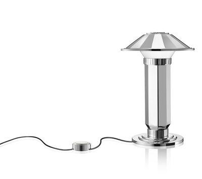 Jean E. Puiforcat, 'Faceted lamp', Designed in 1925
