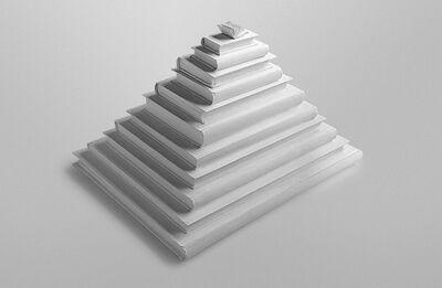 Lorenzo Perrone, 'Piramide/ Cercando di Raggiungere il Cielo (Pyramid/Trying to Reach the Sky)', 2014