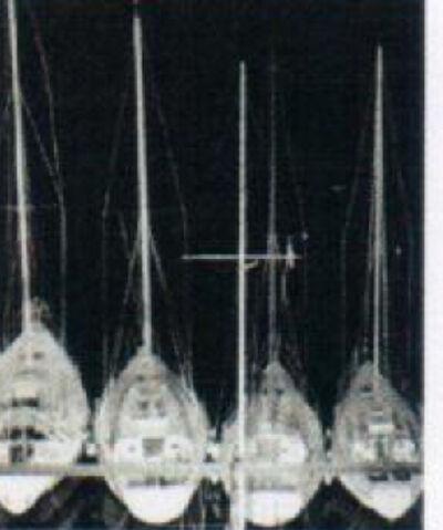 Robert Mapplethorpe, 'SAILBOATS', 1983