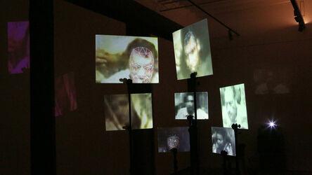 Fabien Charuau, 'Being Seen Trying', 2015