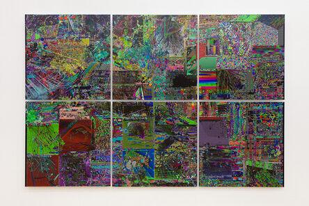Shane Hope, 'slice_dynamic_grid_resolution', 2011