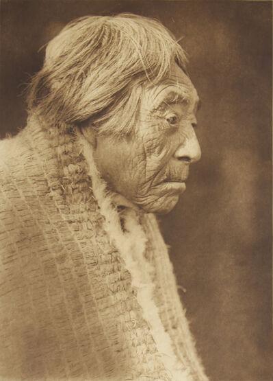 Edward S. Curtis, 'A Nootka Woman', 1907-1930