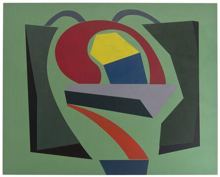 Willard Lustenader, 'Dynamism Was Born Of Frustration', 2016