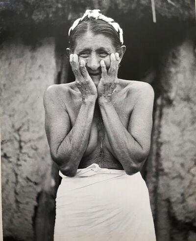 Bernice Kolko, 'Timida / (Shy), Cosoleacaque, Veracruz', 1953