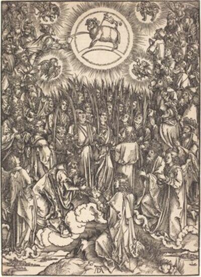 Albrecht Dürer, 'The Adoration of the Lamb', probably c. 1496/1498