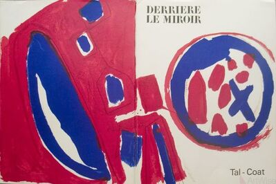 Pierre Tal-Coat, 'Proche de L'Ete', 1962