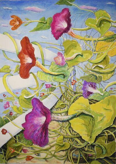 Carol Barsha, 'Summer Fence', 2017