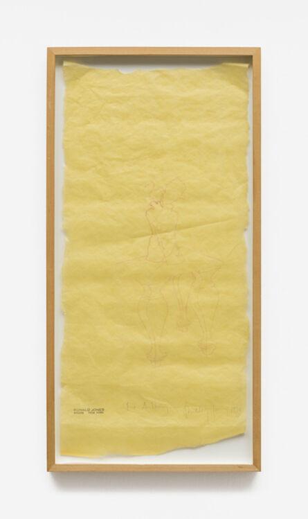 Ronald Jones, 'Untitled ', 1990