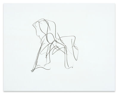 Frank Gehry, 'Chair 2', 2007