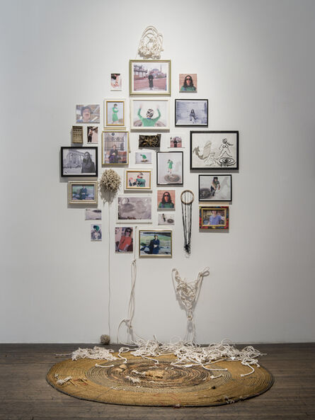 Elaine Angelopoulos, 'Entropic Transpersonifications II', 2008