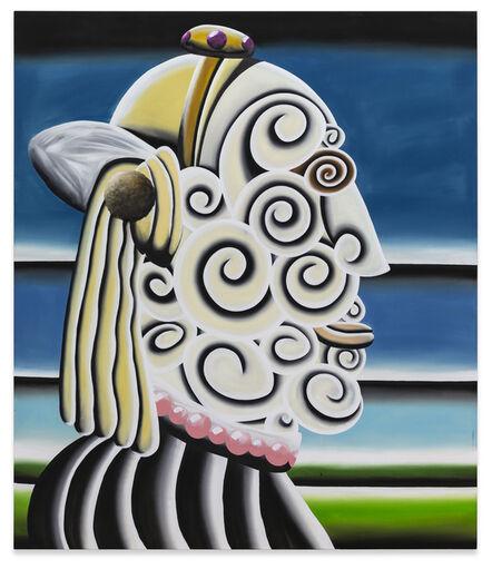 Andreas Schulze (b. 1955), 'Untitled (The Duchess of Urbino)', 2019
