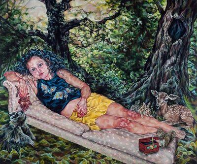 Tammy Salzl, 'Familial Ties', 2013