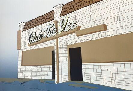 Francesca Gabbiani, 'Club Tee Yee', 2001