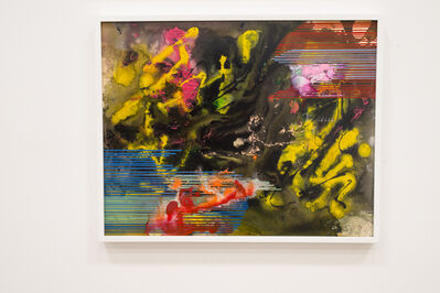 Juan Carlos Muñoz Hernandez, 'Cuando la Pintura aya su Destino II'