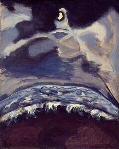 Alice Neel, 'THE SEA', 1947