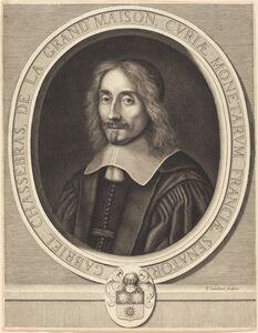 Pierre Lombard, 'Gabriel Chassebras de la Grand'Maison'