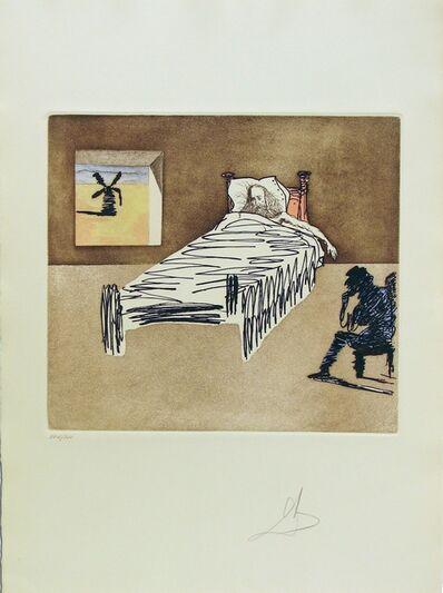 Salvador Dalí, 'Don Quixote Man Of La Mancha - Le Legacy', 1980