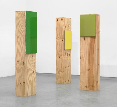 Katinka Pilscheur, 'Installation view', 2015