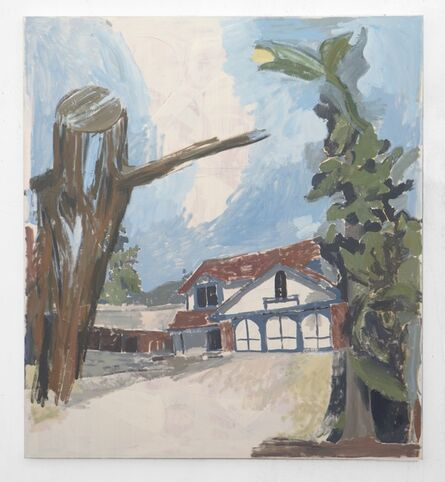 Frank J. Stockton, 'The House We Grew Up In (01)', 2015-2017