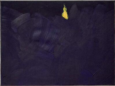 "Afonso Tostes, 'Fogo mensageiro - ""Barba de chamas""', 2014"