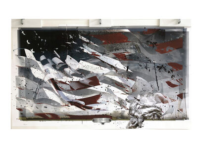 Deborah Oropallo, 'Removing Red', 2018