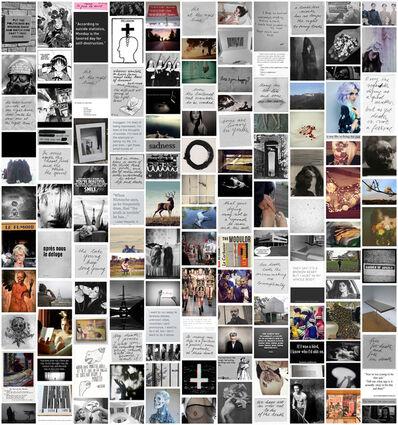 Rudolf Bonvie, 'Pour Sophie (Tumblrwork 3)', 2013