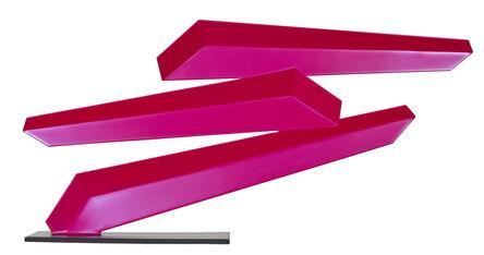 Rafael Barrios, 'Vertical dislocado en tres tiempos 618', 2009