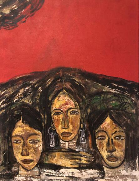 Wa Qi Bi Huo, 'Sisters', ca. 2017
