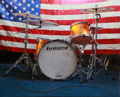 Greg Gandy, 'Brett's Drums', 2015