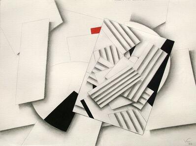 Sophia Vari, 'Composition 241a', 2008