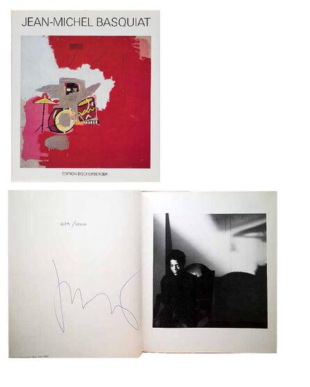 "Jean-Michel Basquiat, '""Jean-Michel Basquiat"", PAINTINGS, 1985, SIGNED, Edition of 1000, Galerie Bruno Bischofberger', 1985"