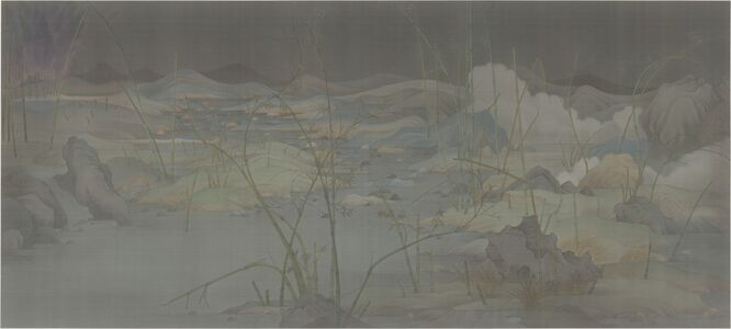 Liang Hao 郝量, 'Eight Views of Xiaoxiang—Evanescence', 2014