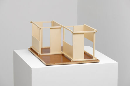 Vaclav Pozarek, 'Model Halloffer - Pavillon Sculpture', 2018