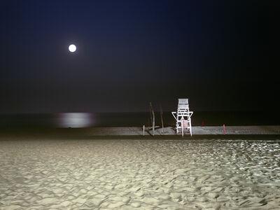 David S. Allee, 'East Hampton Main Beach', 2010