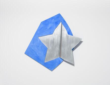 Wonwoo Lee, 'Rising star (blue)', 2017