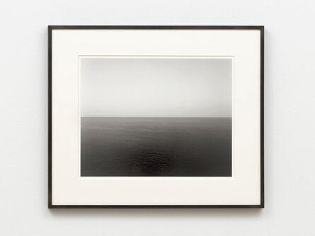 Hiroshi Sugimoto, 'Mirtoan Sea, Sounion', 1990