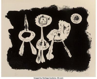 Joan Miró, 'Album 13', 1948