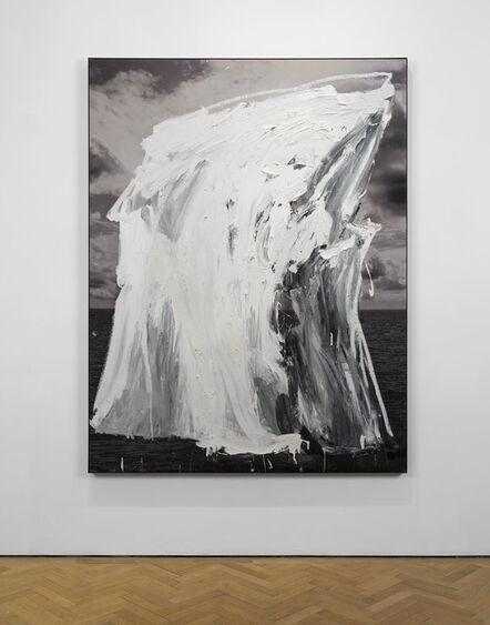 Marcus Harvey, 'Ice Berg', 2013